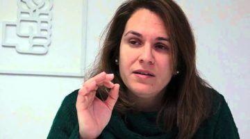 Susana Mora serà mare poc després del relleu al Consell