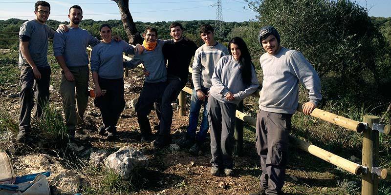 Garantía Juvenil - Projecte Favaritx