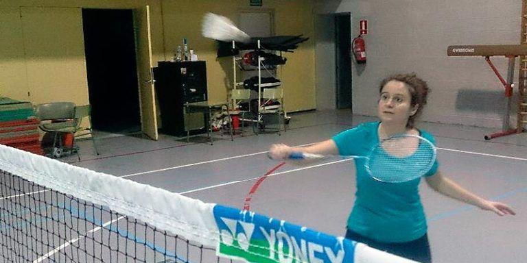 Mar Casares - Segunda Jornada Interclubes Badminton