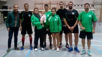 Bádminton – Disputada la segunda jornada interclubes