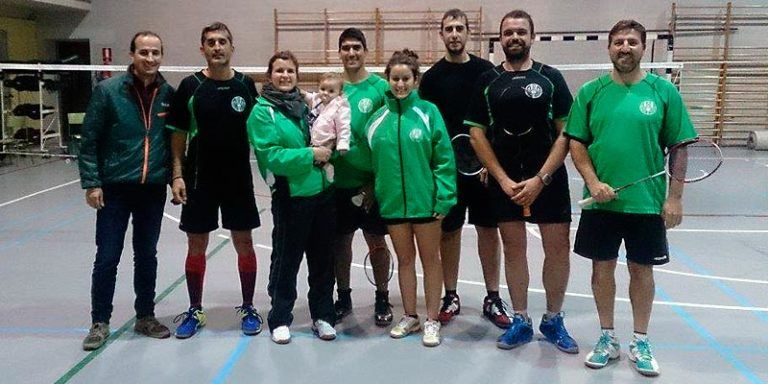 Segunda Jornada Interclubes Badminton
