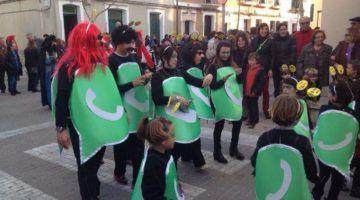 Rúas, fiestas y concursos en el Carnaval de Es Castell