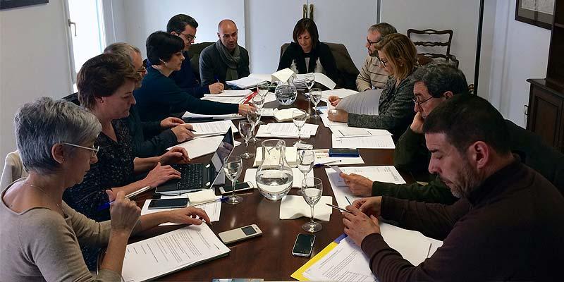 Batles de Menorca al Consell Insular de Menorca - Febrer 2017