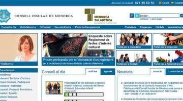 El PP propone actualizar la web del Consell
