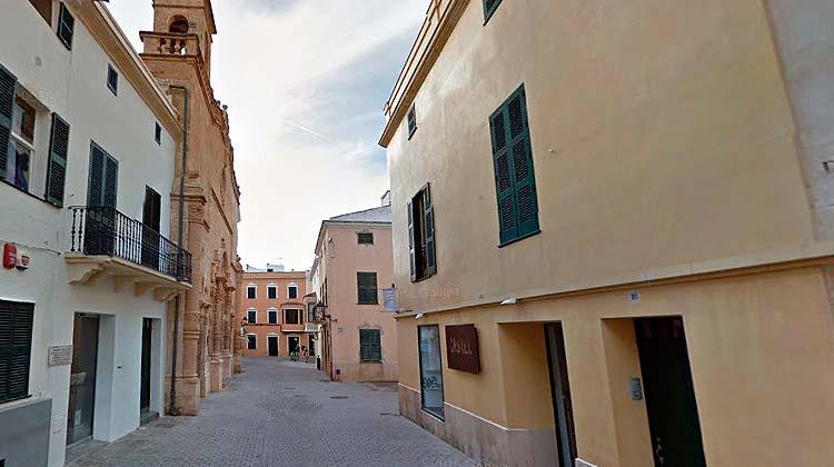 Carrer del Roser - Ciutadella de Menorca