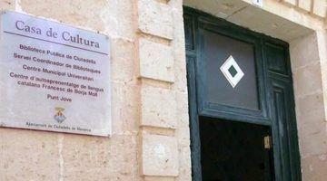 Nou Espai de Ciutadania de l'Ajuntament de Ciutadella