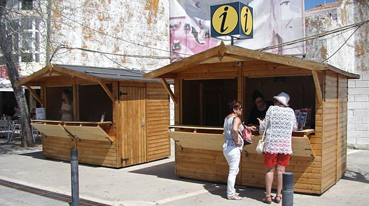 Oficina de Turisme Plaça Esplanada - Maó - Mahón