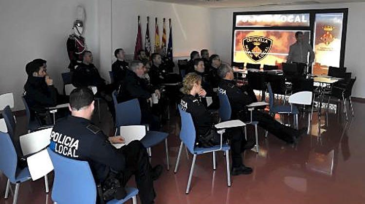 Policia Local Ciutadella de Menorca