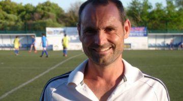 Dani Coll, segon entrenador del CCE Sant Lluís