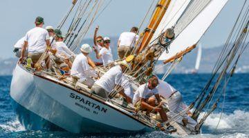 Arranca la XIV Copa del Rey Panerai de Barcos de Época