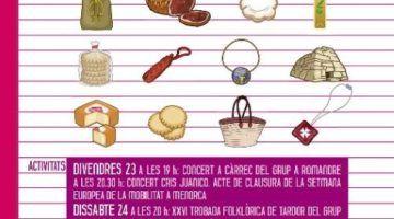 21 comerços en la IV Fira de Producte Local de Ciutadella