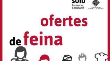 Ciutadella ofereix programes de formació per aturats