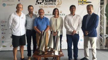 Maó coronará al campeón del circuito 2017 de 52 Super Series
