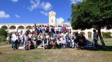 Multitudinaria visita cultural de la Fundación Jaume III