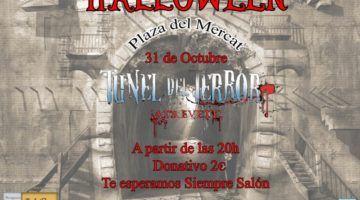 Es Castell celebrará un año más Halloween y Tots Sants