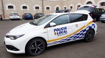 Segon vehicle híbrid per la Policia Local de Maó