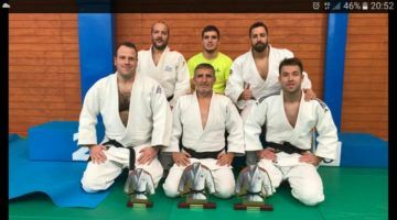 Felicitació al Club Judo Es Castell