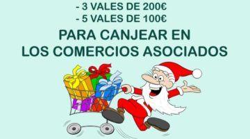 Maratón de Navidad de los comercios de Es Castell