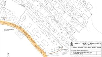 Alaior invierte en la mejora de sus urbanizaciones