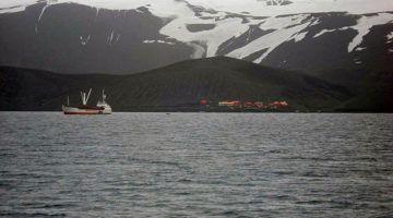 Videoconferencia con La Antártida desde Es Castell