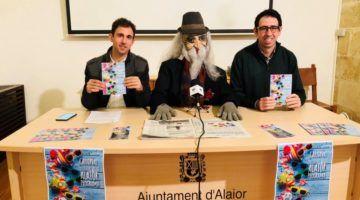 Els tres col·legis d'Alaior celebren junts el Carnaval