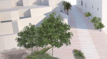 Alaior licita las obras del entorno de Sant Diego