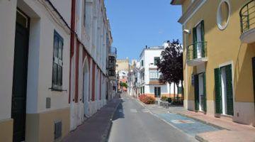 El Consell de Menorca asfalta diversos carrers d'Alaior