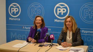 Més per Menorca tiene el área de Turismo paralizada