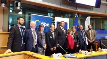El Parlamento Europeo abre sus puertas al IV SDWP 2018