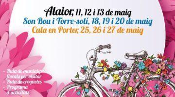 Las flores invadirán Alaior para recibir la primavera