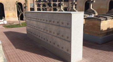 Alaior dota el cementerio con su primer columbario