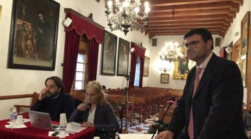 Llorenç Cardona, nou regidor de l'Ajuntament d'Alaior