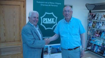 Justo Saura nuevo Presidente de PIME Menorca