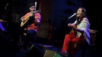 VII concierto de plenilunio de Anna Ferrer en Alaior