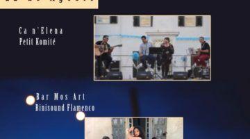 Petit Komité i Binisound Flamenco, en Es Castell