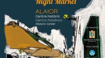 Música i ball al Mercat de Nit d'Alaior