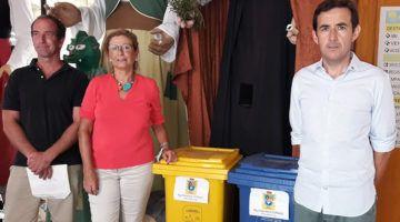 Alaior fomenta el reciclatge durant les festes
