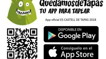 La Ruta de Tapas de Es Castell estrena aplicación móvil